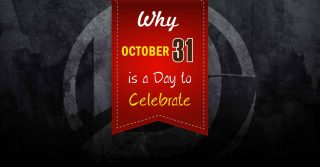 Why Celebrate October 31