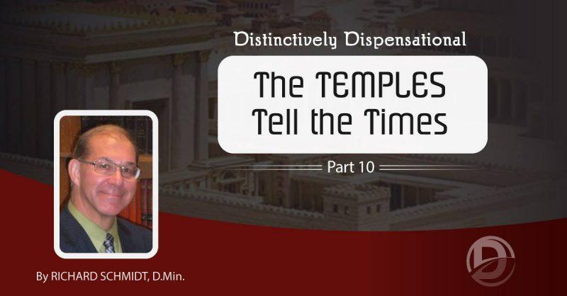 The Third Temple Period: The Terrifying False Trinity