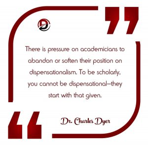 Charles Dyer Quote 1
