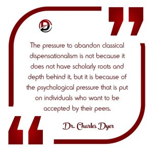 Charles Dyer Quote 2
