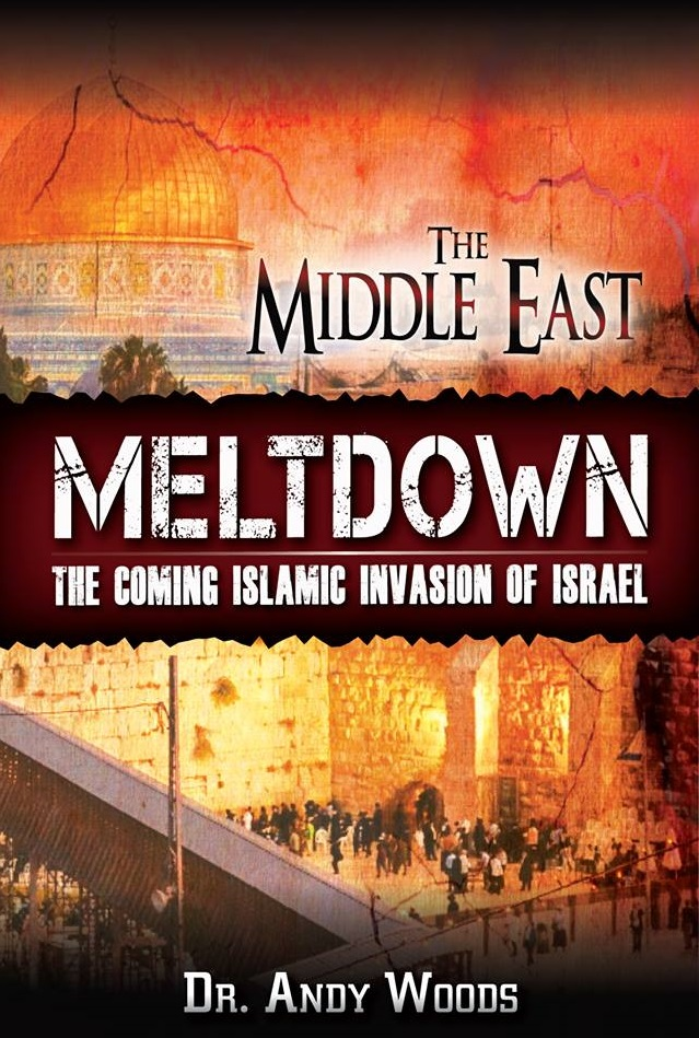 The Middle East Meltdown (front cover)