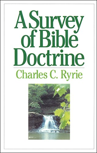 Survey of Bible Doctrine Ryrie