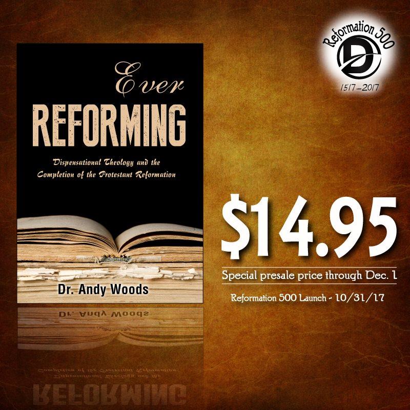 """Ever Reforming"" Presale Box Ad"