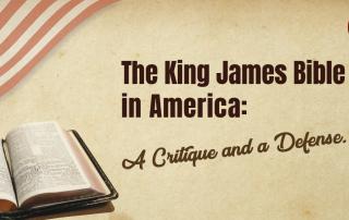 The KJB in America