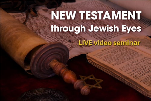 New Testament through Jewish Eyes