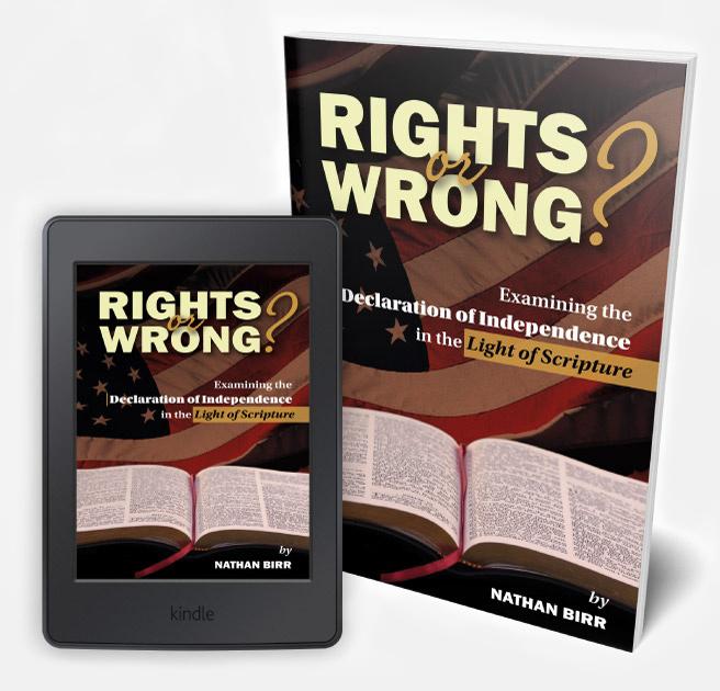 Rights or Wrong? Nathan Birr